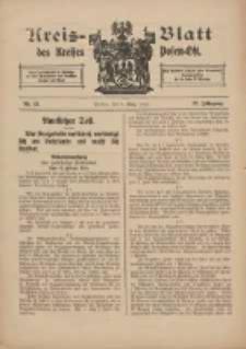 Kreis-Blatt des Kreises Posen-Ost 1915.03.06 Jg.27 Nr13