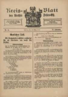 Kreis-Blatt des Kreises Posen-Ost 1915.03.13 Jg.27 Nr14
