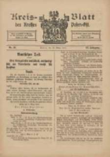 Kreis-Blatt des Kreises Posen-Ost 1915.03.20 Jg.27 Nr16
