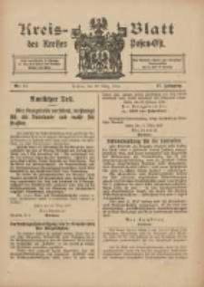 Kreis-Blatt des Kreises Posen-Ost 1915.03.27 Jg.27 Nr17