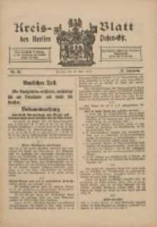 Kreis-Blatt des Kreises Posen-Ost 1915.05.15 Jg.27 Nr25