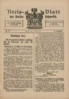 Kreis-Blatt des Kreises Posen-Ost 1915.05.22 Jg.27 Nr27