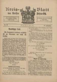 Kreis-Blatt des Kreises Posen-Ost 1915.07.10 Jg.27 Nr36