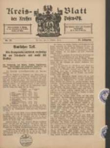 Kreis-Blatt des Kreises Posen-Ost 1915.10.02 Jg.27 Nr53