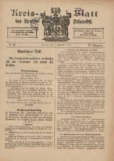 Kreis-Blatt des Kreises Posen-Ost 1915.11.06 Jg.27 Nr61