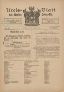 Kreis-Blatt des Kreises Posen-Ost 1915.12.11 Jg.27 Nr70