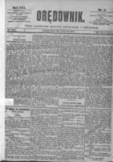 Orędownik: pismo dla spraw politycznych i spółecznych 1899.01.04 R.29 Nr3
