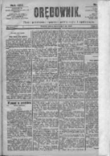 Orędownik: pismo dla spraw politycznych i spółecznych 1899.01.06 R.29 Nr5