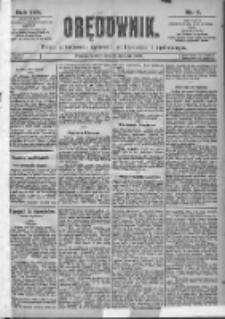 Orędownik: pismo dla spraw politycznych i spółecznych 1899.01.10 R.29 Nr7