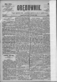 Orędownik: pismo dla spraw politycznych i spółecznych 1899.01.14 R.29 Nr11
