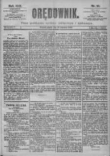 Orędownik: pismo dla spraw politycznych i spółecznych 1899.01.20 R.29 Nr16