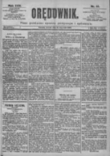 Orędownik: pismo dla spraw politycznych i spółecznych 1899.01.24 R.29 Nr19