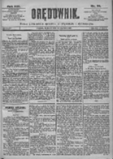 Orędownik: pismo dla spraw politycznych i spółecznych 1899.01.29 R.29 Nr24