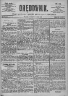 Orędownik: pismo dla spraw politycznych i spółecznych 1899.02.01 R.29 Nr26
