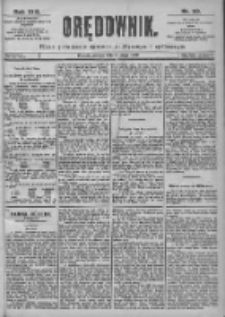 Orędownik: pismo dla spraw politycznych i spółecznych 1899.02.07 R.29 Nr30