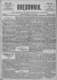 Orędownik: pismo dla spraw politycznych i spółecznych 1899.02.09 R.29 Nr32