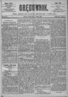 Orędownik: pismo dla spraw politycznych i spółecznych 1899.02.10 R.29 Nr33