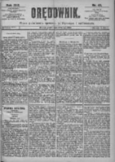 Orędownik: pismo dla spraw politycznych i spółecznych 1899.02.24 R.29 Nr45