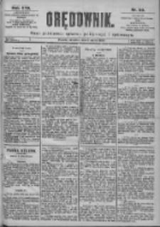 Orędownik: pismo dla spraw politycznych i spółecznych 1899.03.02 R.29 Nr50
