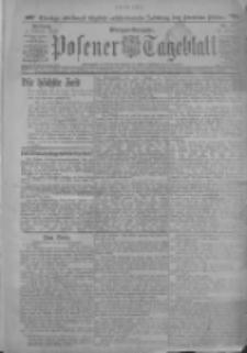 Posener Tageblatt 1913.10.01 Jg.52 Nr459