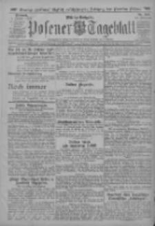 Posener Tageblatt 1913.10.01 Jg.52 Nr460