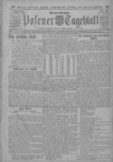 Posener Tageblatt 1913.10.02 Jg.52 Nr461