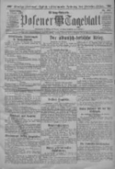 Posener Tageblatt 1913.10.02 Jg.52 Nr462