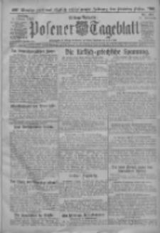 Posener Tageblatt 1913.10.03 Jg.52 Nr464