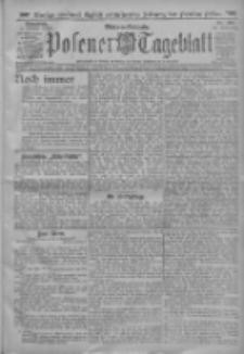 Posener Tageblatt 1913.10.04 Jg.52 Nr465