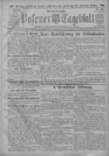 Posener Tageblatt 1913.10.07 Jg.52 Nr469