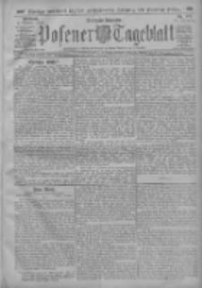 Posener Tageblatt 1913.10.08 Jg.52 Nr470