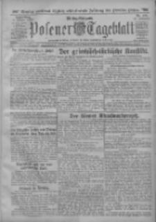 Posener Tageblatt 1913.10.09 Jg.52 Nr473