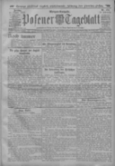 Posener Tageblatt 1913.10.10 Jg.52 Nr474