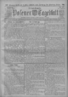 Posener Tageblatt 1913.10.11 Jg.52 Nr476