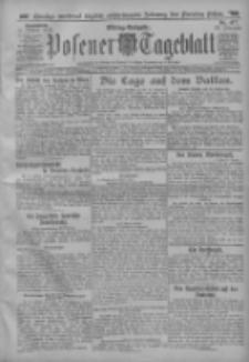 Posener Tageblatt 1913.10.11 Jg.52 Nr477
