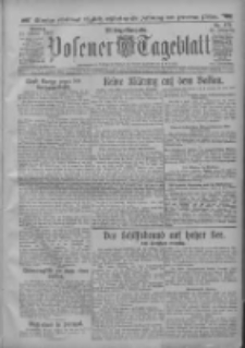 Posener Tageblatt 1913.10.13 Jg.52 Nr479