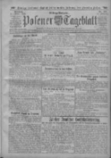Posener Tageblatt 1913.10.15 Jg.52 Nr483