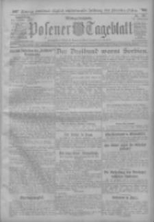 Posener Tageblatt 1913.10.16 Jg.52 Nr485