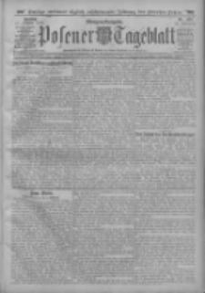 Posener Tageblatt 1913.10.17 Jg.52 Nr486