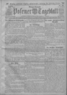 Posener Tageblatt 1913.10.21 Jg.52 Nr492