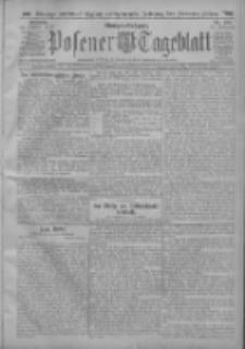 Posener Tageblatt 1913.10.22 Jg.52 Nr494