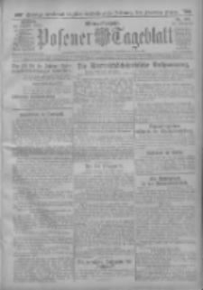Posener Tageblatt 1913.10.22 Jg.52 Nr495
