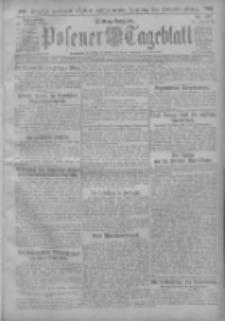 Posener Tageblatt 1913.10.23 Jg.52 Nr497