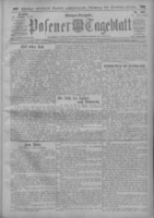 Posener Tageblatt 1913.10.24 Jg.52 Nr498