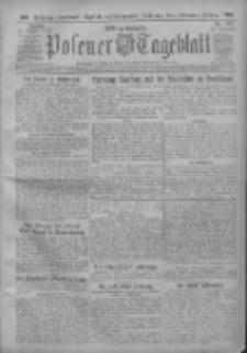 Posener Tageblatt 1913.10.24 Jg.52 Nr499