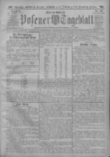 Posener Tageblatt 1913.10.25 Jg.52 Nr500