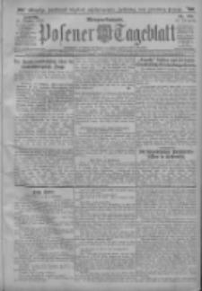 Posener Tageblatt 1913.10.28 Jg.52 Nr504