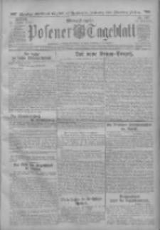 Posener Tageblatt 1913.10.29 Jg.52 Nr507