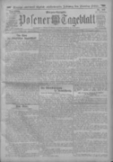 Posener Tageblatt 1913.10.30 Jg.52 Nr508