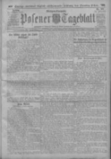 Posener Tageblatt 1913.10.31 Jg.52 Nr510